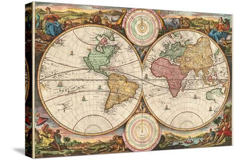 World 1730-Marcus Jules-Stretched Canvas Print