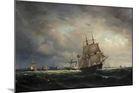 Vyav Oresund-Marcus Larson-Mounted Giclee Print