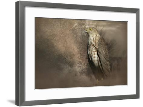 Patiently Waiting-Jai Johnson-Framed Art Print