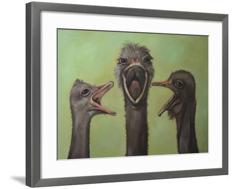 3 Tenors-Leah Saulnier-Framed Art Print
