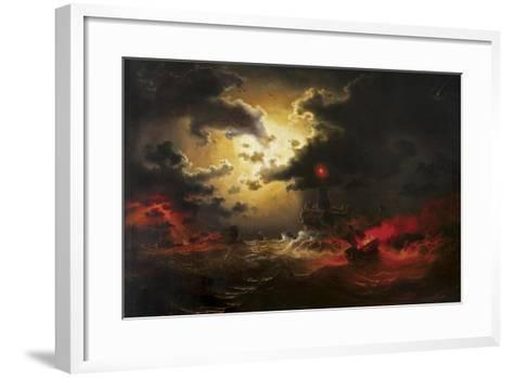 Havi Mansken-Marcus Larson-Framed Art Print