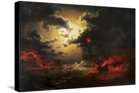 Havi Mansken-Marcus Larson-Stretched Canvas Print