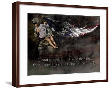 Military Rescue-Jason Bullard-Framed Art Print