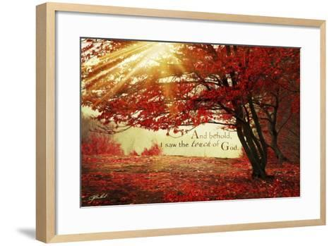 Touch of God-Jason Bullard-Framed Art Print