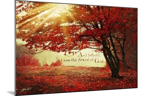 Touch of God-Jason Bullard-Mounted Giclee Print