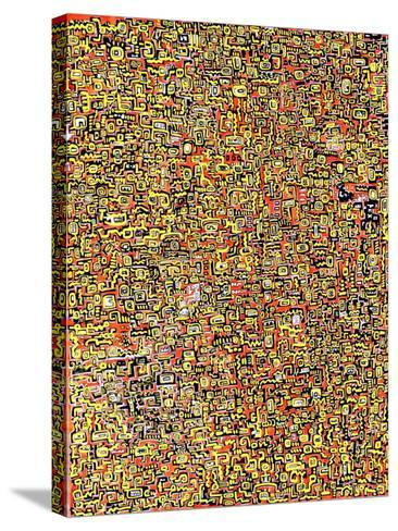 Abstract 22915-Miguel Balb?s-Stretched Canvas Print