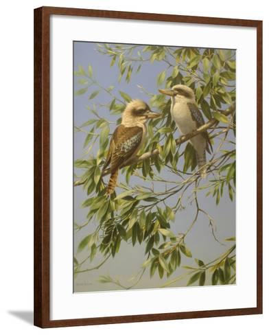 Birds-Michael Jackson-Framed Art Print
