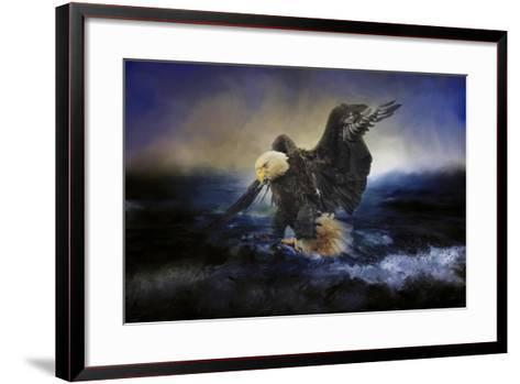Deep Sea Fishing-Jai Johnson-Framed Art Print