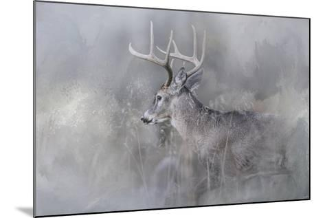Meeting Winter Head On-Jai Johnson-Mounted Giclee Print