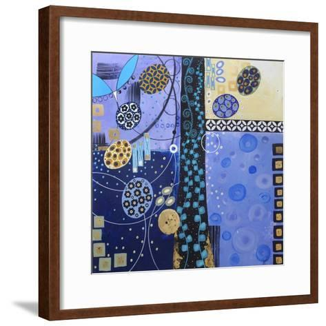 Champagne Wishes and Caviar Dreams-Lynn Hughes-Framed Art Print