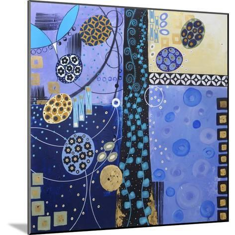 Champagne Wishes and Caviar Dreams-Lynn Hughes-Mounted Giclee Print