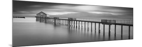 Piers End Pano-Moises Levy-Mounted Photographic Print