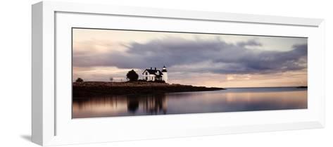 Prospect Light Panoramica 2 Color-Moises Levy-Framed Art Print