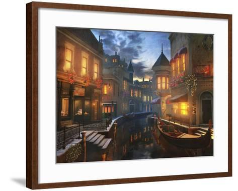 Enchanted Waters-Joel Christopher Payne-Framed Art Print