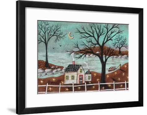 Summer Eve-Karla Gerard-Framed Art Print