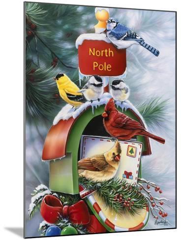 North Pole-Jenny Newland-Mounted Giclee Print