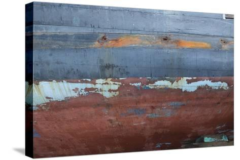 Ship Textures 3-Moises Levy-Stretched Canvas Print