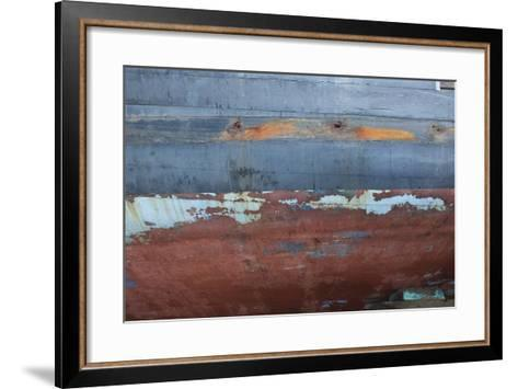 Ship Textures 3-Moises Levy-Framed Art Print