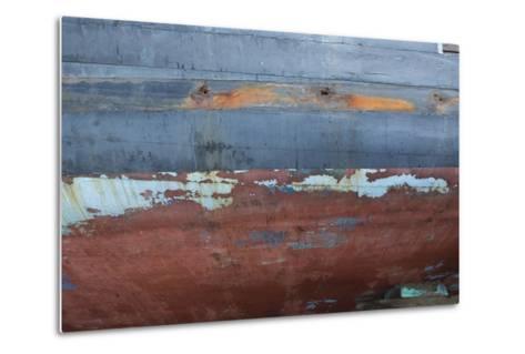 Ship Textures 3-Moises Levy-Metal Print