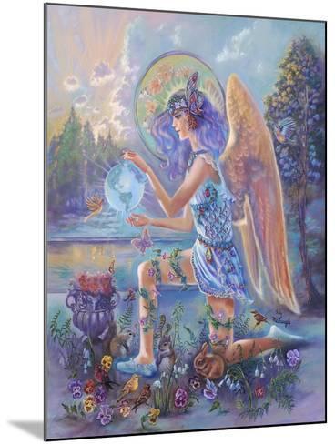 Guardian Angel of the World-Judy Mastrangelo-Mounted Giclee Print