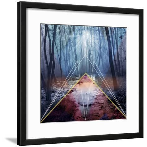 Forest-Mark Ashkenazi-Framed Art Print