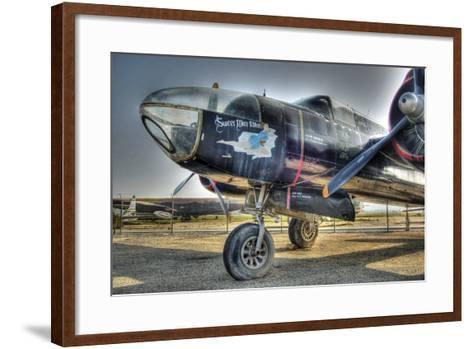 Plane-Robert Kaler-Framed Art Print