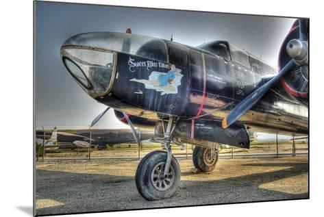 Plane-Robert Kaler-Mounted Photographic Print