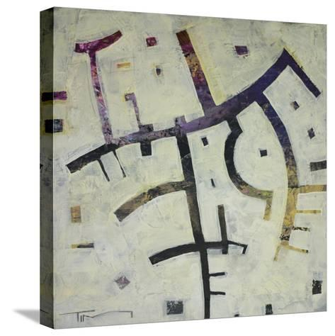 Pirate Map-Tim Nyberg-Stretched Canvas Print