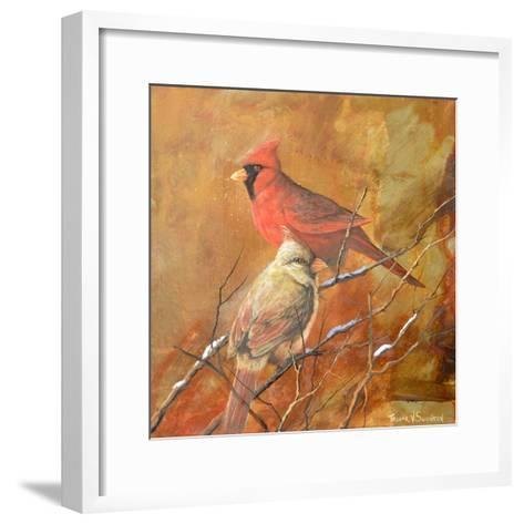 Birds-Trevor V. Swanson-Framed Art Print
