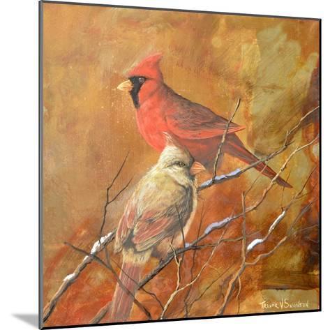 Birds-Trevor V. Swanson-Mounted Giclee Print