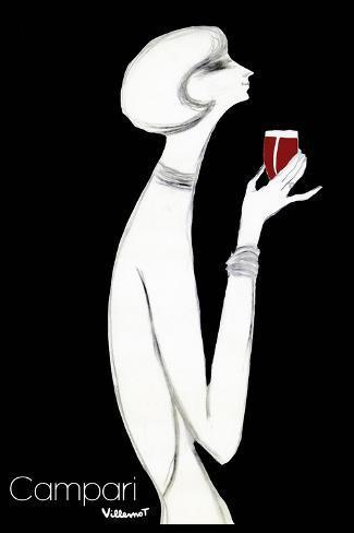 Spirits025-Vintage Lavoie-Stretched Canvas Print