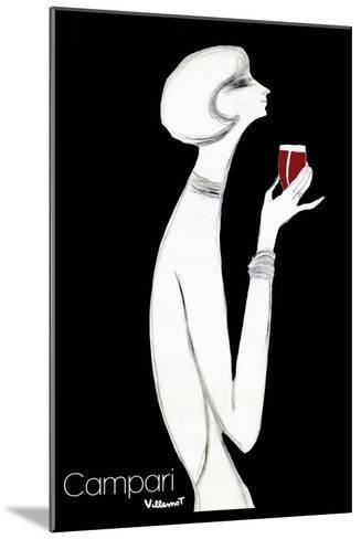 Spirits025-Vintage Lavoie-Mounted Giclee Print