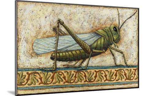 Grasshopper 2-Rachel Paxton-Mounted Giclee Print