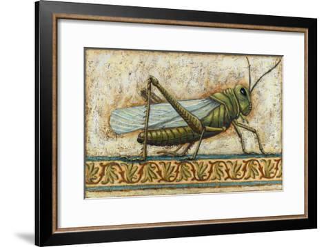 Grasshopper 2-Rachel Paxton-Framed Art Print