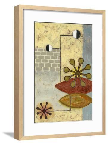 Draper Den 3-Rachel Paxton-Framed Art Print