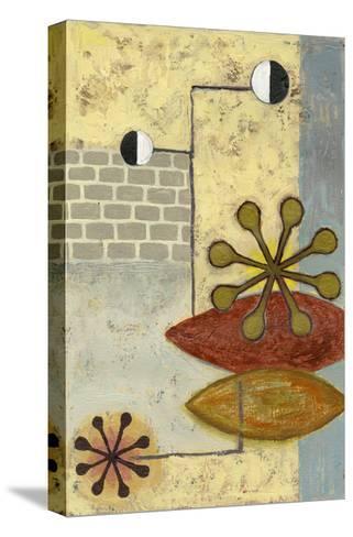 Draper Den 3-Rachel Paxton-Stretched Canvas Print