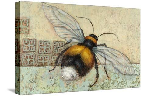 Bumble Bee-Rachel Paxton-Stretched Canvas Print