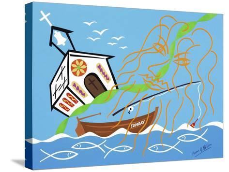9G-Pierre Henri Matisse-Stretched Canvas Print