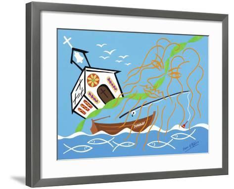9G-Pierre Henri Matisse-Framed Art Print