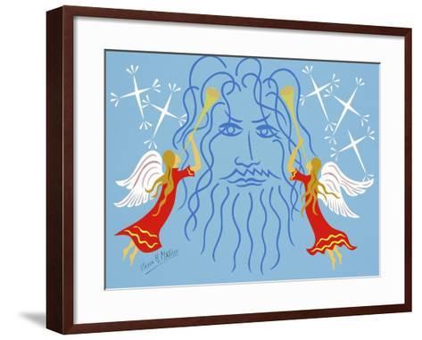 10G-Pierre Henri Matisse-Framed Art Print