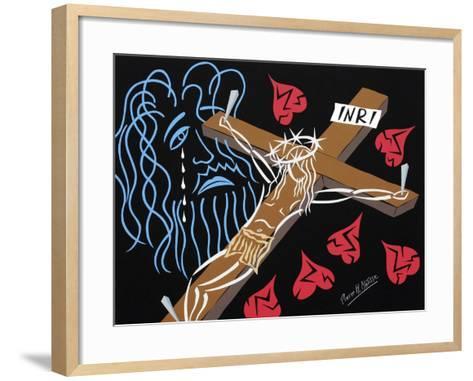 16G-Pierre Henri Matisse-Framed Art Print