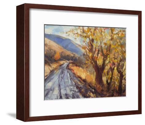 After an Autumn Rain-Steve Henderson-Framed Art Print
