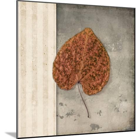 Lodge Leaf 2-LightBoxJournal-Mounted Giclee Print