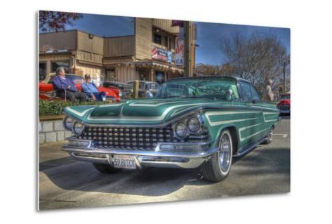 Vintage Car-Robert Kaler-Metal Print