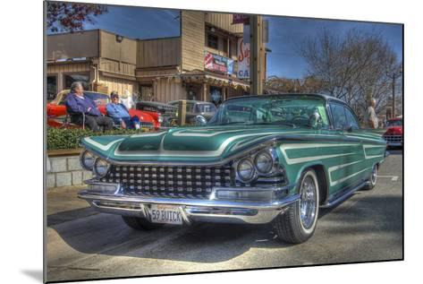 Vintage Car-Robert Kaler-Mounted Photographic Print