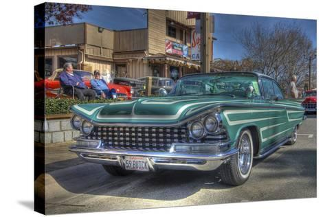 Vintage Car-Robert Kaler-Stretched Canvas Print