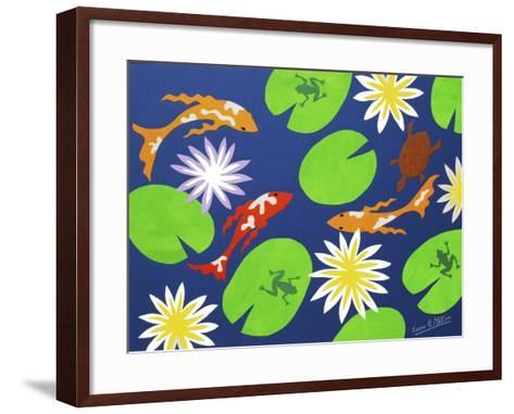 4CO-Pierre Henri Matisse-Framed Art Print