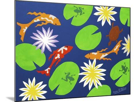 4CO-Pierre Henri Matisse-Mounted Giclee Print