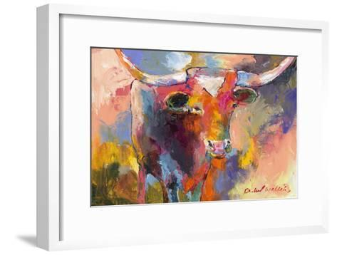 Steer-Richard Wallich-Framed Art Print