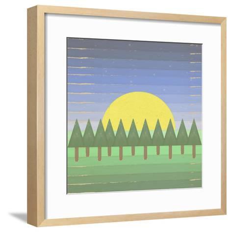 End of One Chapter-Tammy Kushnir-Framed Art Print